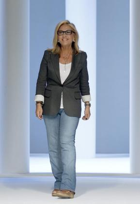 La diseñadora Sita Murt , en una imagen de archivo.