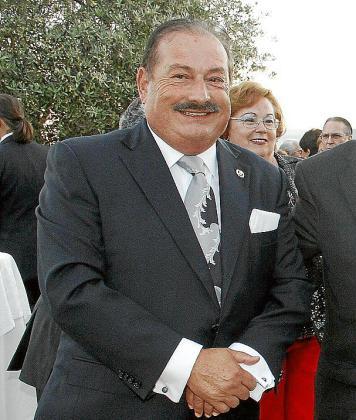 El doctor García Ruiz, en una foto del año pasado.
