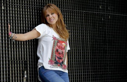 La cantante Pastora Soler.