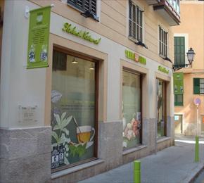 La tienda Terra Verda se ubica en Palma.