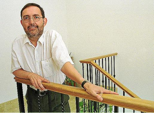 El empresario Vicenç Grande en una imagen de archivo.