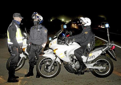 La Policía Nacional se hizo cargo de la investigación y arrestó al sospechoso que intentó quemar a su compañera.