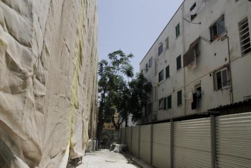 Los promotores inmobiliarios critican que en 16 años Cort solo ha rehabilitado un bloque de 'Corea'.