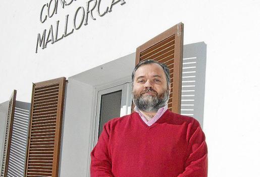 El coordinador de Inclusió Social del IMAS, Octavio Cortés.