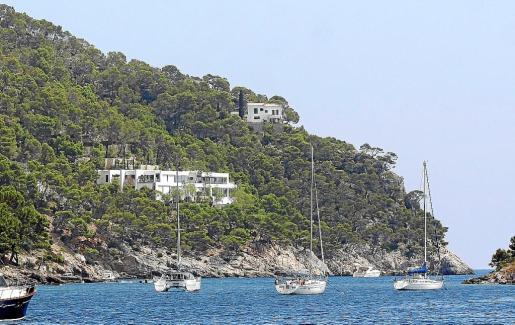 El Tribunal Superior de Justicia de Balears ha anulado la licencia de construcción del chalet de Alfonso Cortina en Formentor.