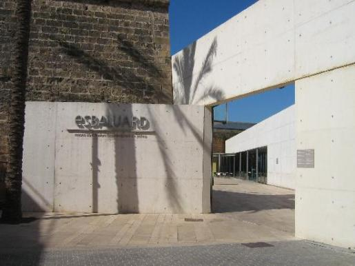Imagen de la fachada del museo Es Balurd de Palma.
