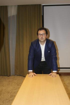 El empresario italiano Filippo Ghirelli.