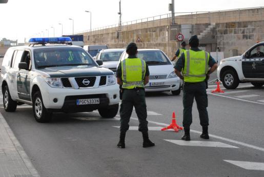 La Guardia Civil montó un operativo para detener al sospechoso, que se fugó de una cárcel de Jaén.