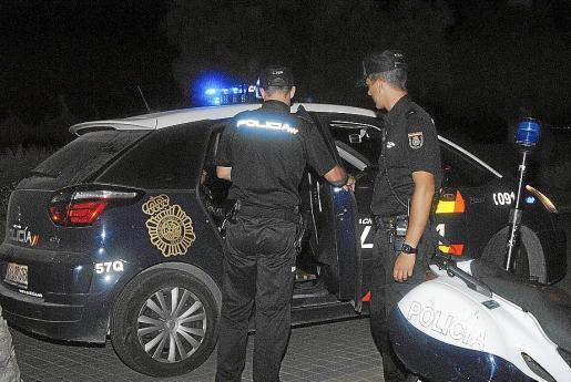 Los agentes de la Policía Nacional recogieron al chico y lo devolvieron al centro de menores.