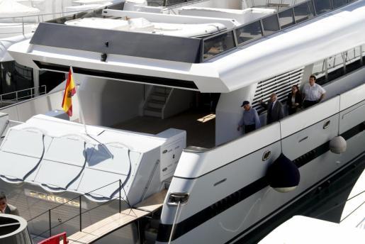 Fundatur donó en 2000 el yate 'Fortuna' para uso del rey Juan Carlos.