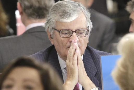 El fiscal general del Estado, Eduardo Torres-Dulce, en una reciente imagen.