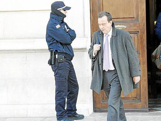 El fiscal Pedro Horrach interrogó a los imputados.