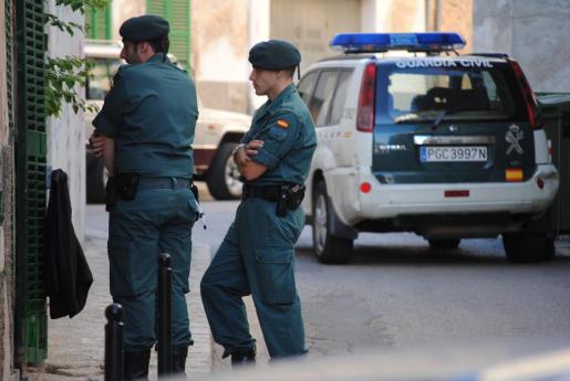 La investigación comenzó con una denuncia interpuesta en dependencias de la Guardia Civil de Palmanova.