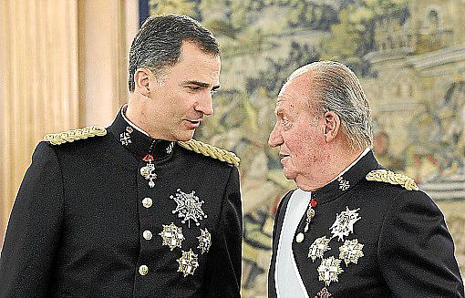Los ciudadanos de Balears han mejorado su percepción de la institución monárquica desde que Felipe VI fue proclamado rey de España tras la abdicación de su padre, el rey don Juan Carlos.