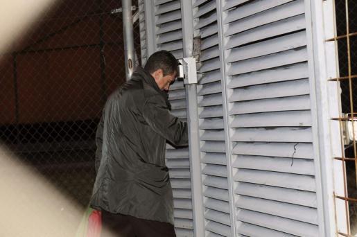 El expresidente balear y exministro, Jaume Matas, ingresa en el Centro de Inserción Social (CIS).