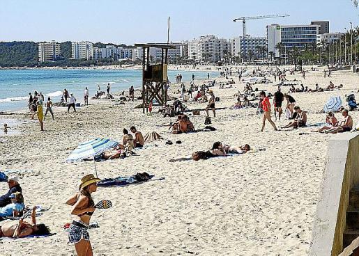 Las playas de Cala Millor han tenido una valoración alta por parte de los turistas.