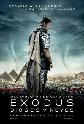 Cartel de la película 'Exodus'.