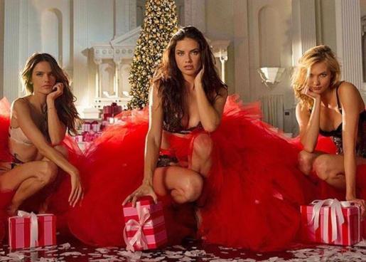 La fotografía que Victoria's Secret ha colgado en Instagram.