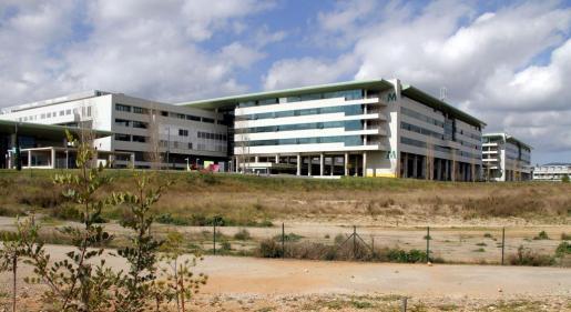 Fachada del Hospital Universitario de Son Espases.