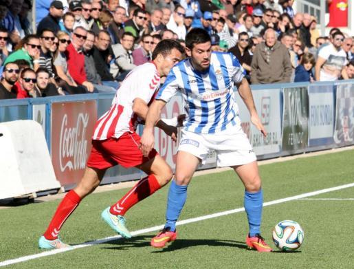 El Huracán Valencia se ha llevado la victoria en Son Malferit.