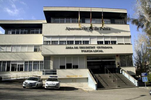 Sede de la Policía Local de Palma.