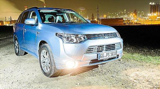 El vehículo puede abastecer de energía a una vivienda.
