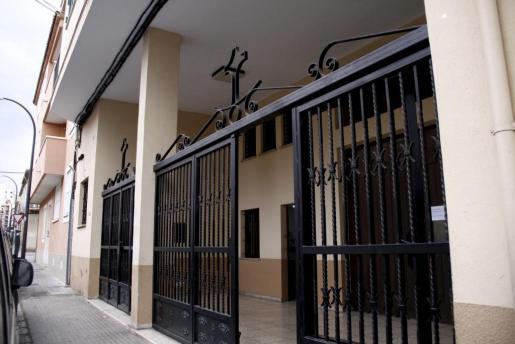 Los hechos se produjeron en la iglesia de Sant Pius X, de Palma, durante la misa de las 20 horas del domingo.