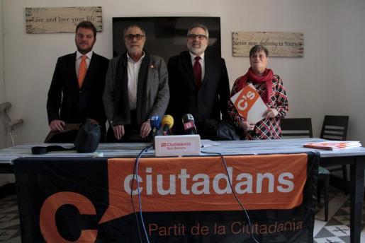 Ciutadans anuncia que se presentará tanto a las elecciones autonómicas como a las municipales en Balears.