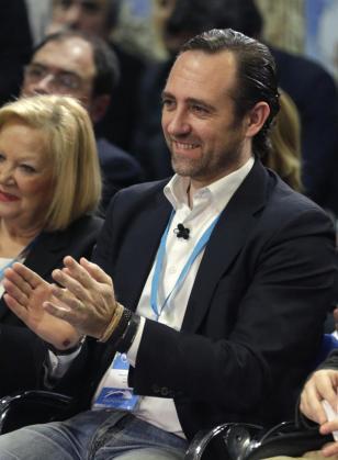 El presidente de Balears y del PP balear, José Ramón Bauzá, durante el foro 'Transparencia y Regeneración', en la segunda jornada de la convención nacional del PP.