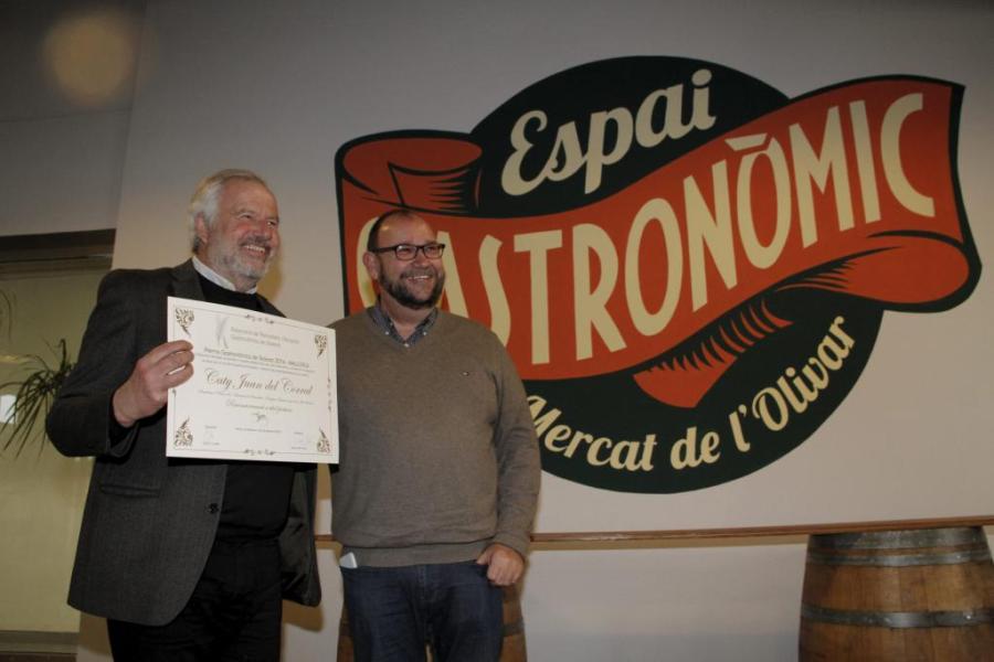 entrega premios asociacion periodistas gastronomicos foto morey