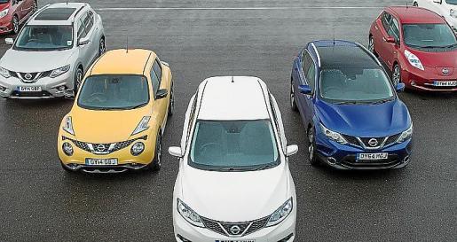 Nissan cierra 2014 como la marca asiática número uno en España.