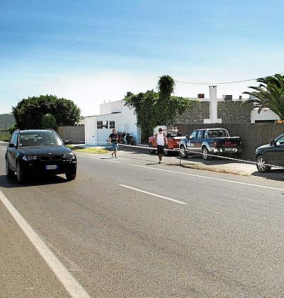La persecución tuvo lugar en Eivissa en noviembre de 2010.