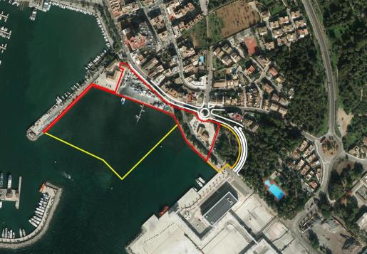 La Autoritat Portuària saca a concurso 30.139 metros cuadrados de lámina de agua y 11.882 de superficie terrestre.