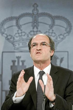 Àngel Gabilondo explicó el plan tras el Consejo de Ministros.