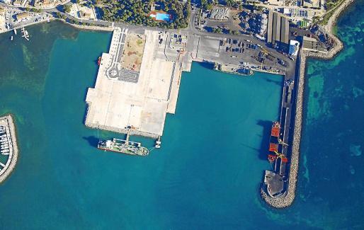 La Autoritat Portuària sacará a concurso la gestión de nuevos amarres en la dársena del antiguo polígono naval.