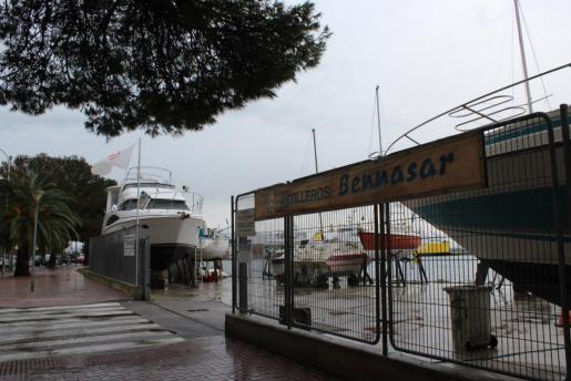 La Autoritat Portuària ha sacado a concurso la explotación de una nueva marina seca.