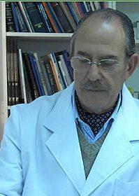Arturo Lope, veterinario.