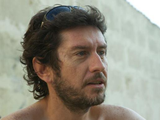 El cineasta Alberto Jarabo, en una fotografía de archivo.