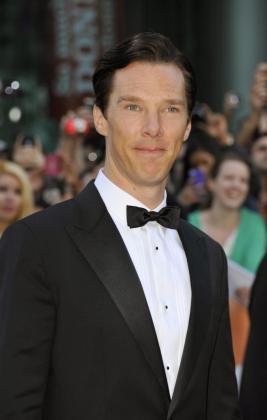 El actor inglés Benedict Cumberbatch,