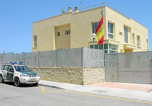Ambos agentes implicados están destinados en el cuartel de la Guardia Civil de Inca.
