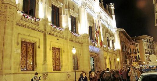El gobierno del Consell de Mallorca cambiará de forma importante si se cumple el sondeo realizado por IBES.