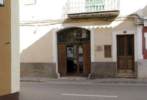 Cuartel de la Policía Local de Bunyola.
