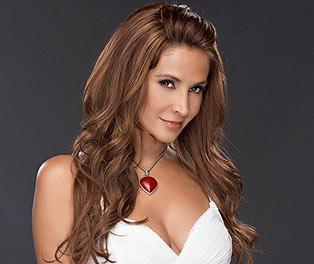 Lorena Rojas, en una imagen de archivo.