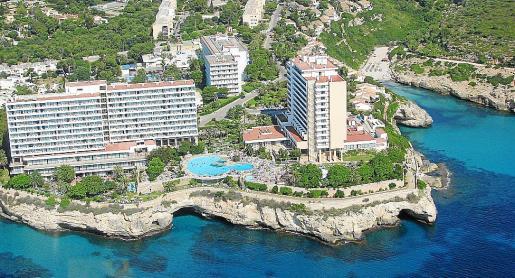 La recepción de la urbanización de Calas de Mallorca está pendiente de algunos flecos.