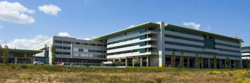 Imagen del Hospital Universitario Son Espases, dónde se implanta la nueva técnica.