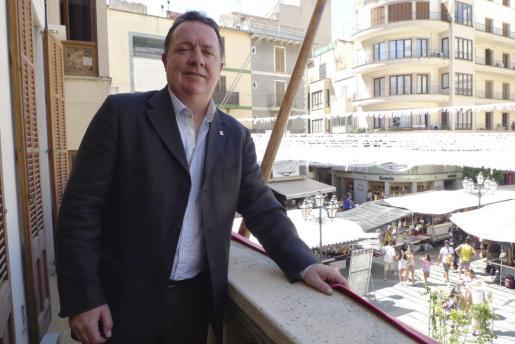 Rafel Torres, alcalde de Inca.