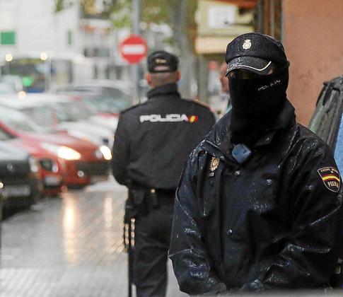 Los hechos sucedieron en la calle Indalecio Prieto, de Son Gotleu.