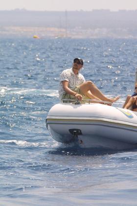 El Príncipe Haakon es un apasionado del mar.