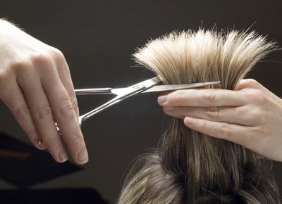 Cortes de pelo y estilismo, en peluquería María.