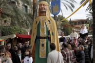 El Dia de les Illes Balears llena las calles de ambiente